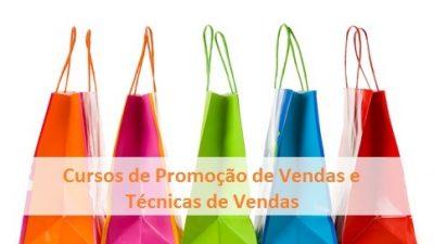 SEDEC oferece cursos de Promoção de Vendas e Técnicas de Vendas