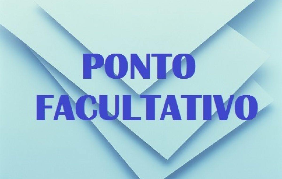 Prefeitura decreta Ponto Facultativo no dia 03 de novembro