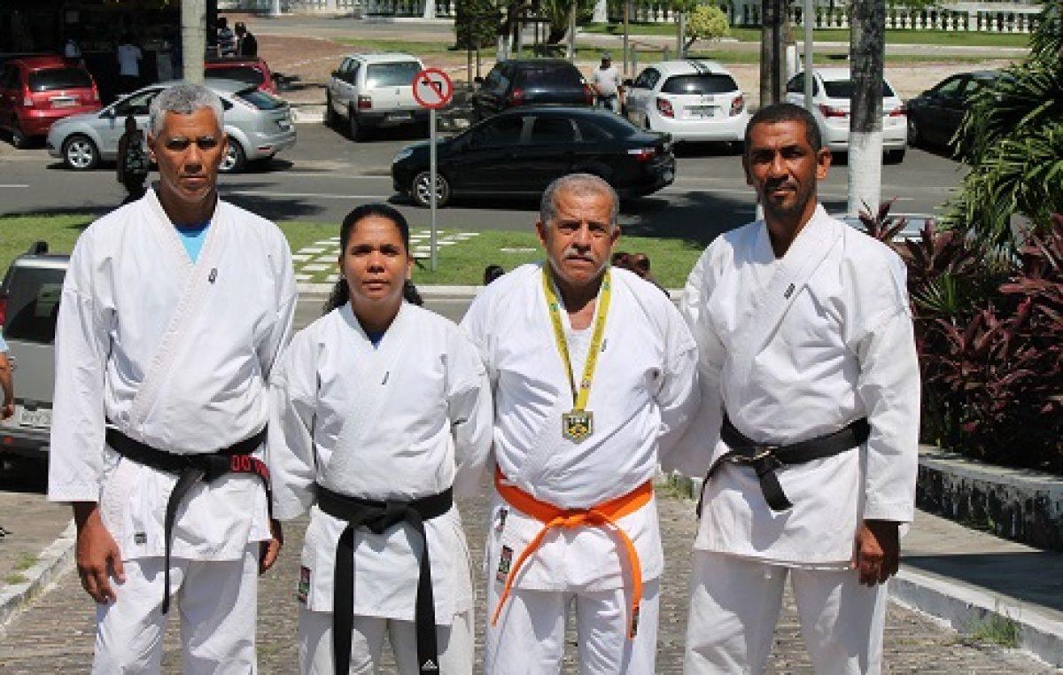 Campeonato Brasileiro de Karatê: Atletas de São Francisco do Conde trouxeram 20 medalhas