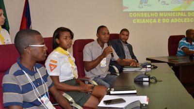 CMDCA promoveu IX Conferência Municipal dos Direitos da Criança e do Adolescente