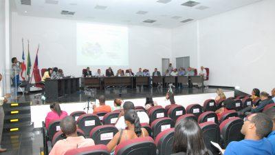 EMBASA apresentou projeto para instalação de novo sistema de abastecimento