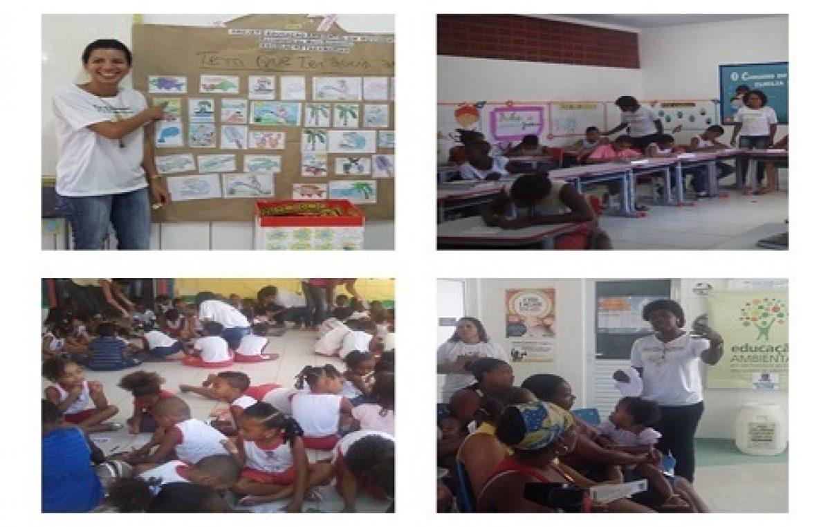 SEMA está promovendo Projeto Educação Ambiental em Movimento