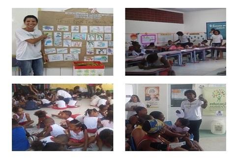 educação ambiental escolas