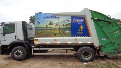 SESP intensifica ações de limpeza através do Programa Vias Limpas durante período junino