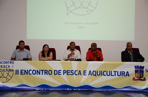 pesca e aquicultura encontro 2015
