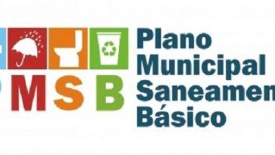 Encerra nesta sexta, 17, prazo para que organizações populares apresentem representantes para elaboração dos planos municipais de Saneamento Básico e de Gestão Integrada de Resíduos Sólidos