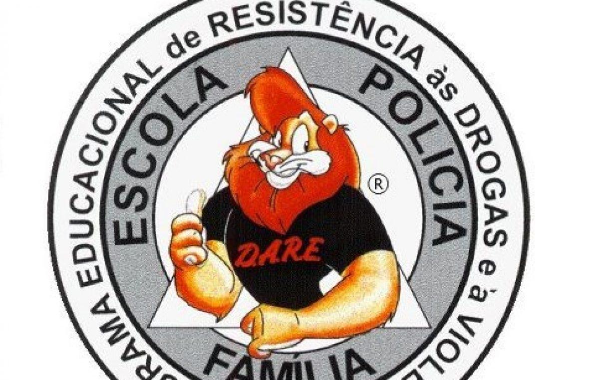 Estudantes da Rede Municipal de Ensino de São Francisco do Conde serão formados pelo PROERD