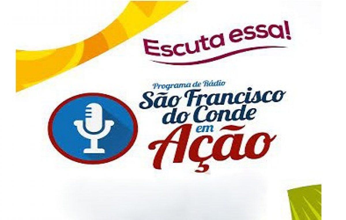 São Francisco do Conde em Ação recebeu o prefeito Evandro Almeida nesta quarta-feira (29)
