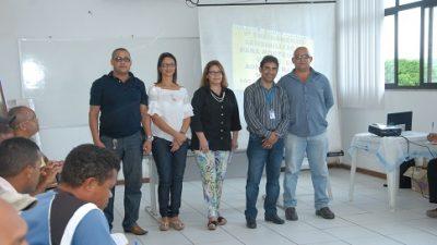 Porteiros do município participaram de curso de qualificação profissional