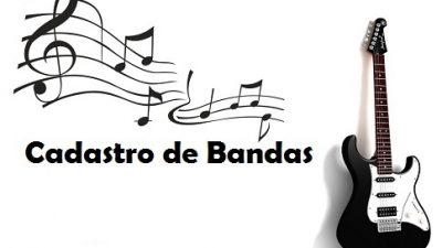 Prorrogado o prazo para realização de cadastro e atualização cadastral de bandas e grupos musicais de São Francisco do Conde