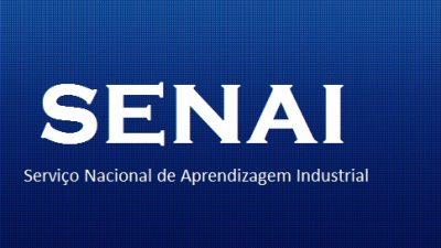 SENAI inicia aulas para 160 alunos nesta segunda-feira (25)