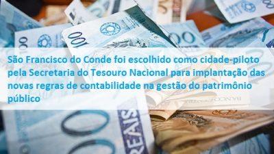 Representantes de São Francisco do Conde participaram de encontro do Tesouro Nacional