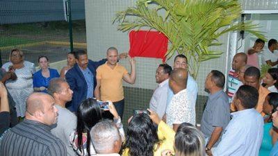 Comunidade do Socorro recebeu Posto de Saúde Maria Felipa Chaves Costa