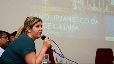 Plano Urbanístico Específico (PUE) da Ilha de Cajaíba foi apresentado a comunidade na plenária da Câmara