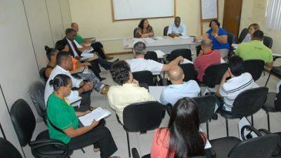 Comissão de Concurso realizou reunião nesta quarta-feira (19) em São Francisco do Conde