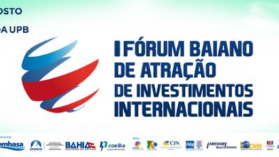 São Francisco do Conde participou do 1º Fórum Baiano de Atração de Investimentos Internacionais