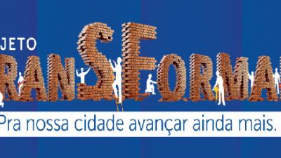 É trabalho: Prefeitura deu Ordem de Serviço para reforma de Praça no bairro do Vencimento