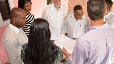 Centro de Apoio e Acompanhamento à Pessoa com Doença Falciforme está em obras
