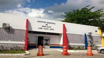 Instituto Municipal Luiz Viana Neto convida a comunidade para um dia de integração com a escola