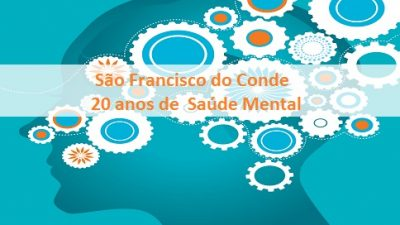 Município comemora 20 anos de Saúde Mental, nesta quinta-feira (09), com caminhada e palestras