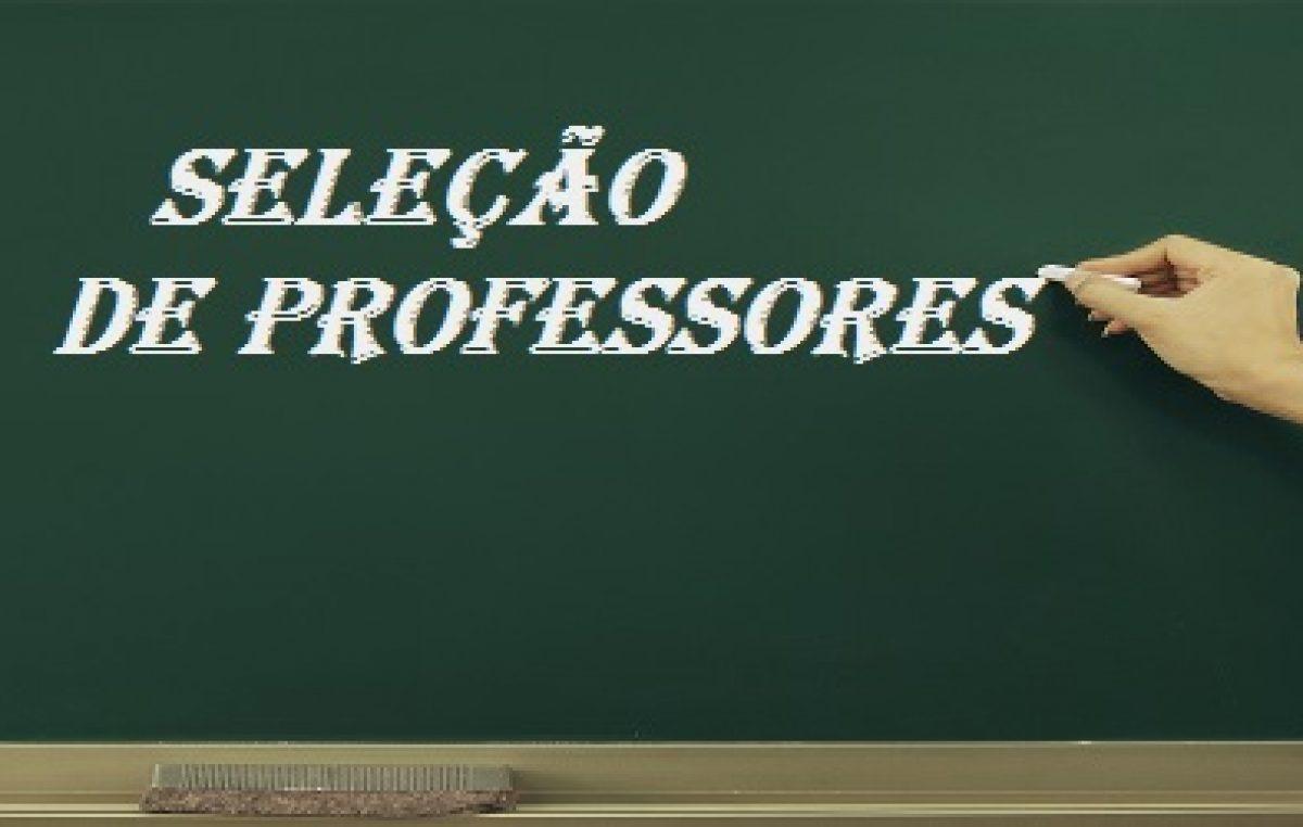 Oportunidade para professores da rede municipal de ensino: aberta seleção do PIBID e PRP