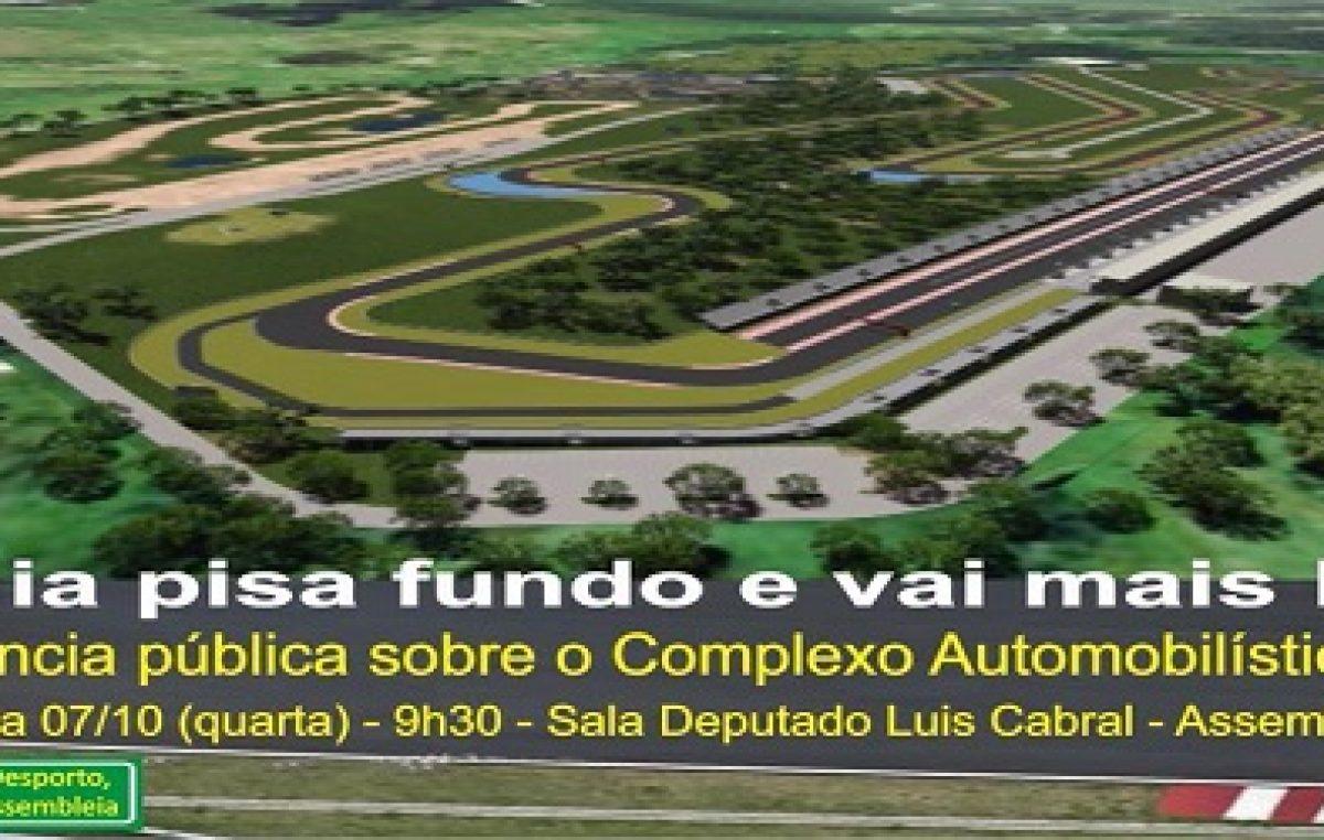 Audiência Pública sobre o Complexo Automobilístico da Bahia acontecerá na Assembleia Legislativa