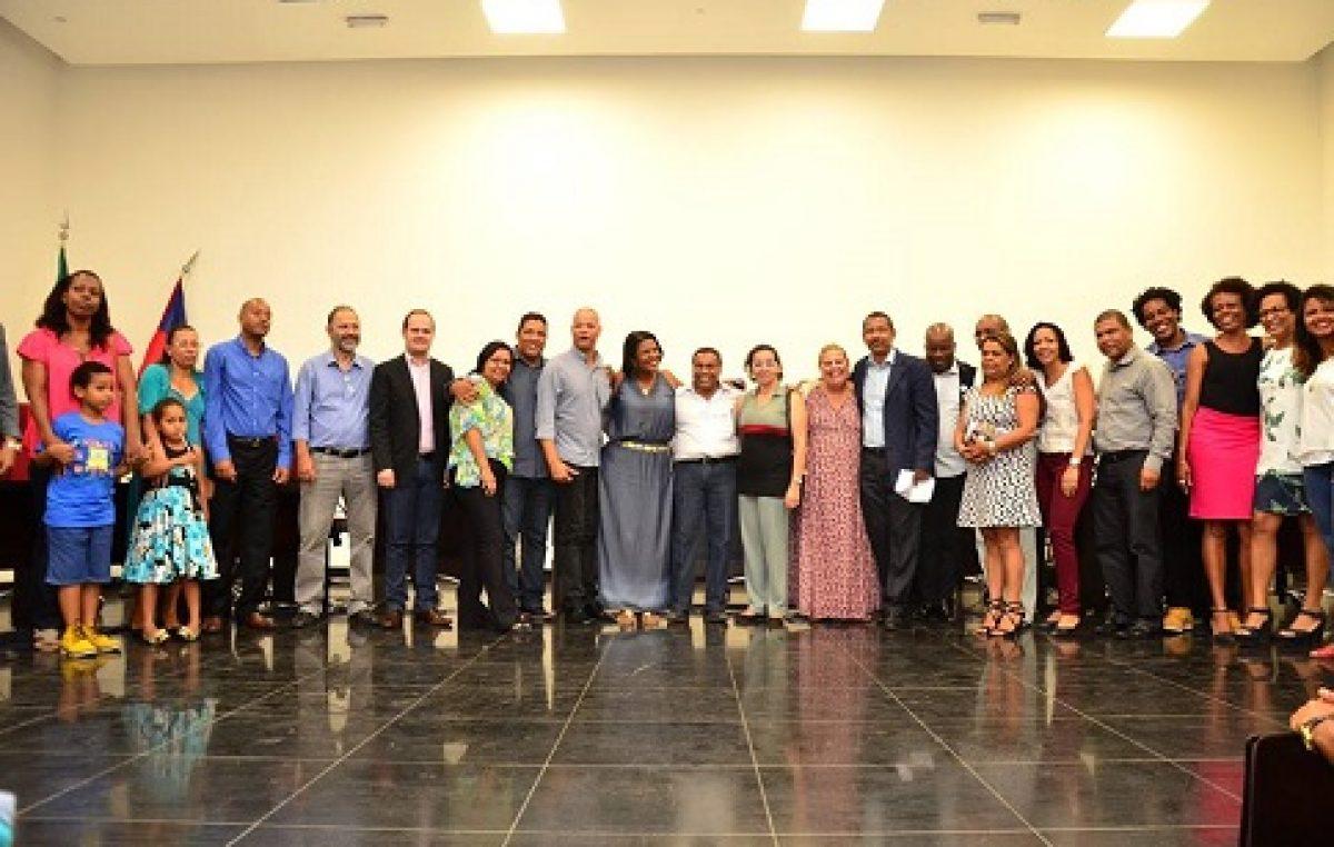 SESAU comemorou Dia de Luta pelos Direitos dos Pacientes com Doença Falciforme