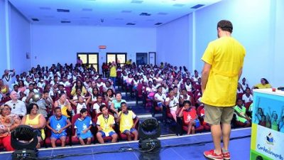 Olimpíadas do Conhecimento agitam alunos do 5° e do 9° ano no município
