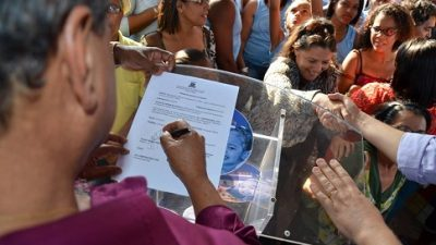 Prefeitura assina Ordem de Serviço para requalificação da nova sede do CRAS (Centro de Referência de Assistência Social) do Caípe