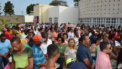 Prefeitura inaugura unidade de saúde em Campinas com a presença da comunidade