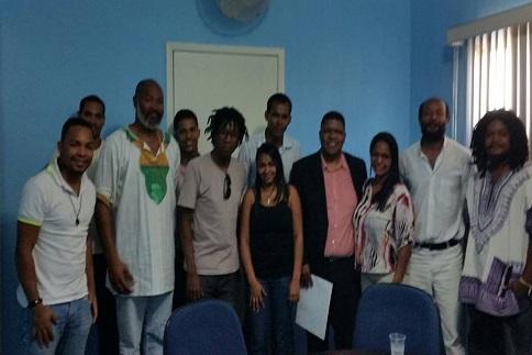 Roda de Conversa com o Secretário de Igualdade Racial e Juventude da Presidência da República em São Félix (Ba) 1