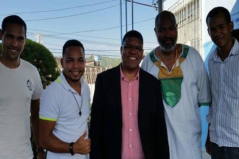 Roda de Conversa com o Secretário de Igualdade Racial e Juventude da Presidência da República em São Félix (Ba) 2