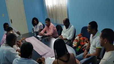 A  cidade participou da Roda de Conversa com o Secretário de Igualdade Racial e Juventude da Presidência da República em São Félix (Ba)