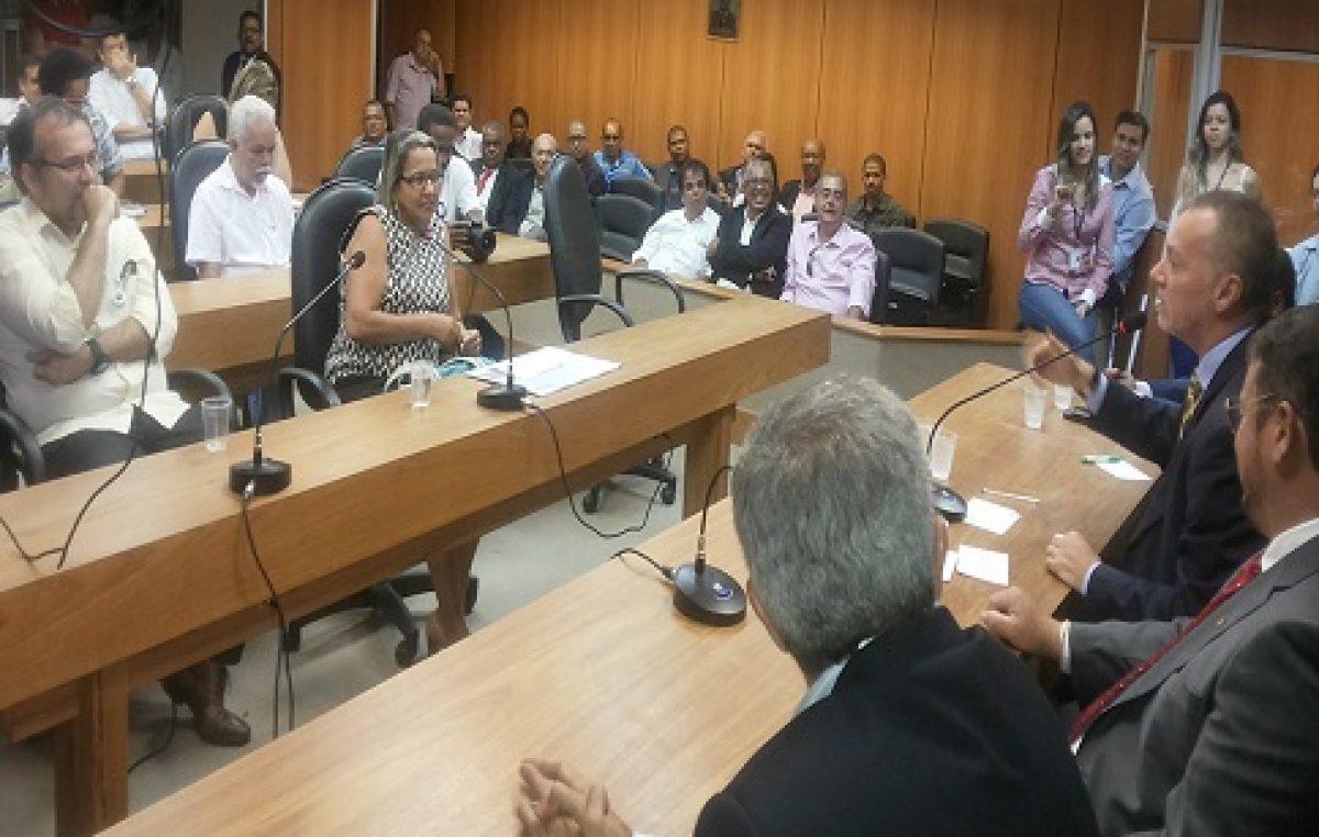 Audiência Pública sobre o Complexo Automobilístico da Bahia reuniu pilotos, dirigentes do automobilismo, deputados e representantes da Prefeitura