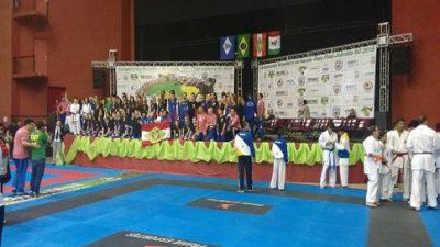Campeonato Brasileiro de Karatê – 09 atletas de São Francisco do Conde trouxeram medalhas para casa