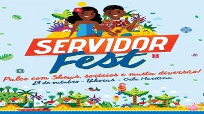 Servidor público será homenageado com grande festa no dia 29 deste mês