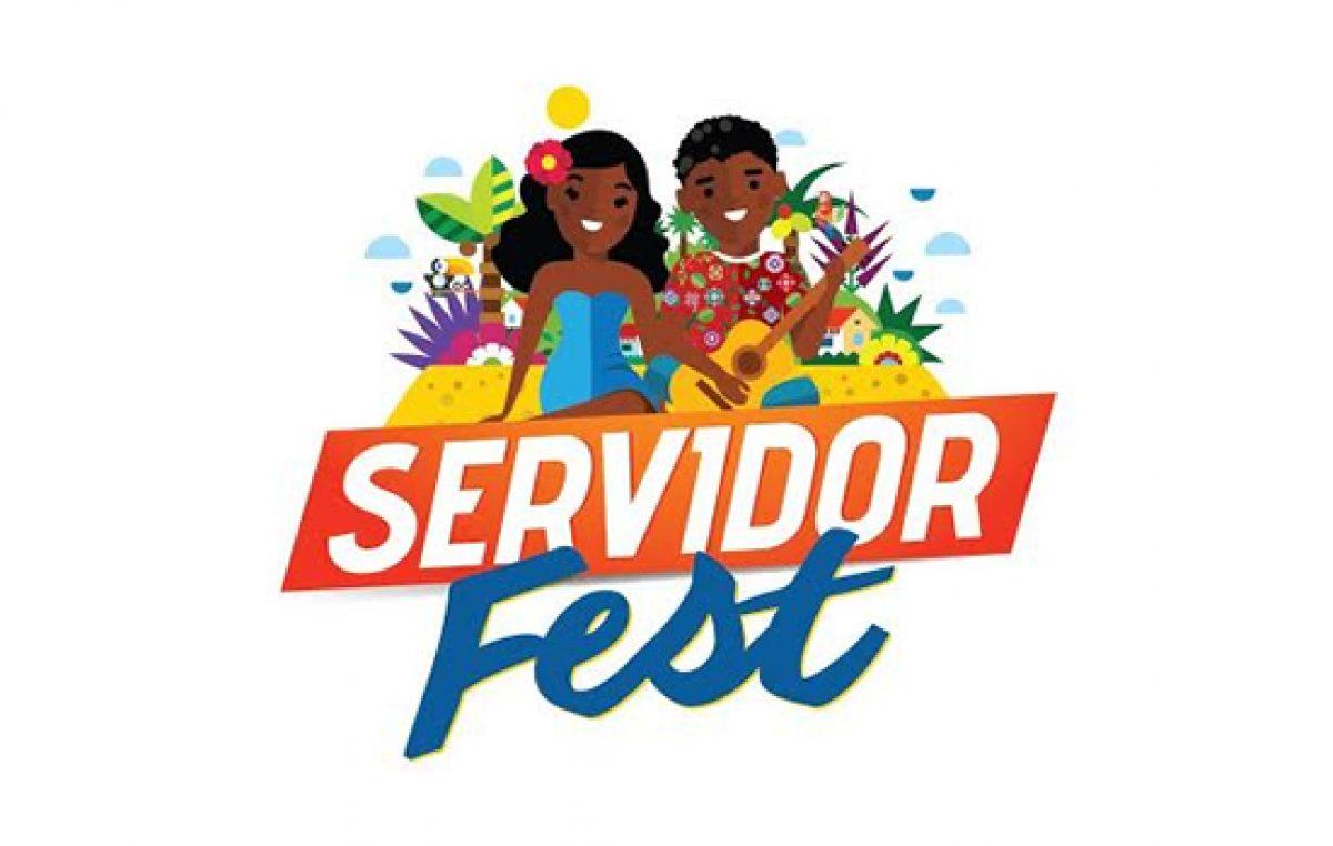 Servidores devem levar número de matrícula e  identidade para concorrer a brindes durante o Servidor Fest