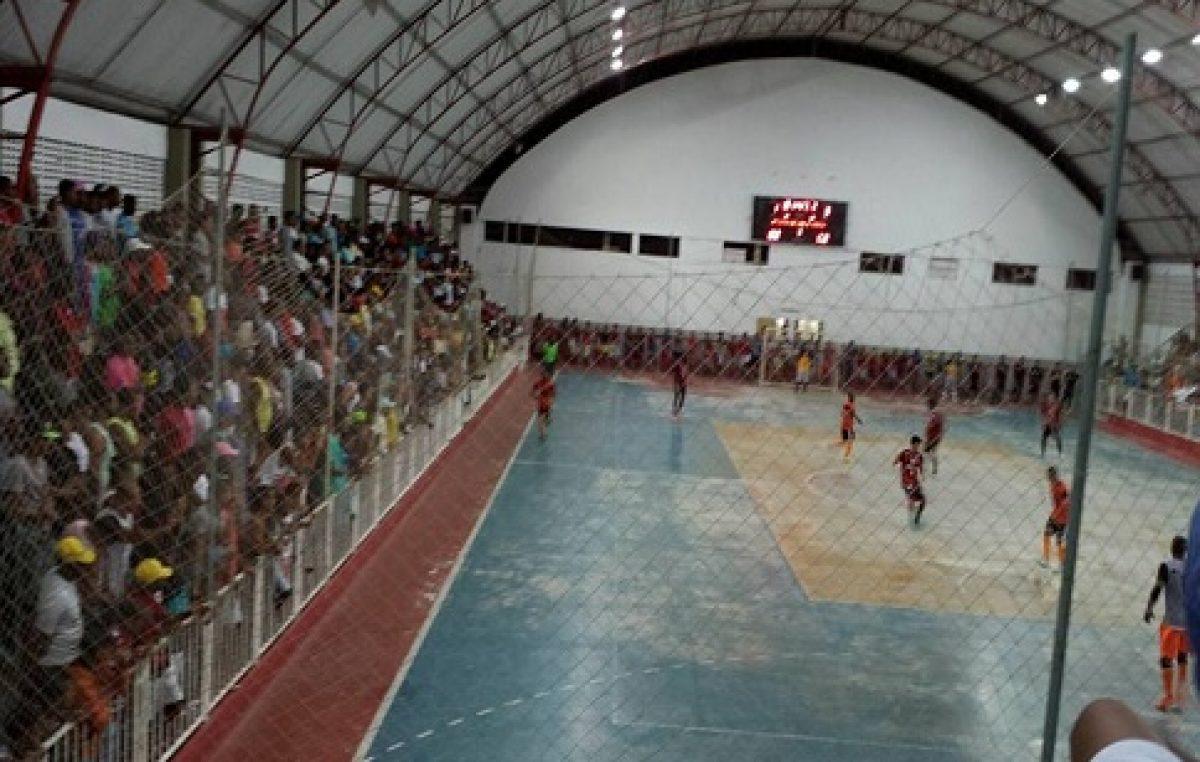 Campeonato Municipal de Futsal Amador: Confira os resultados e próximos jogos