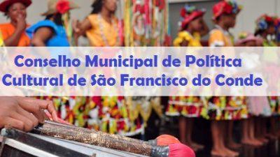 Está aberta a seleção para composição do Conselho Municipal de Política Cultural de São Francisco do Conde