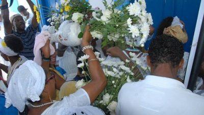 Dia 27 de novembro tem lavagem da padroeira: Nossa Senhora da Conceição da Praia