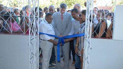 Centro de Apoio e Acompanhamento à Pessoa com Doença Falciforme – Rilza Valentim é inaugurado em São Francisco do Conde