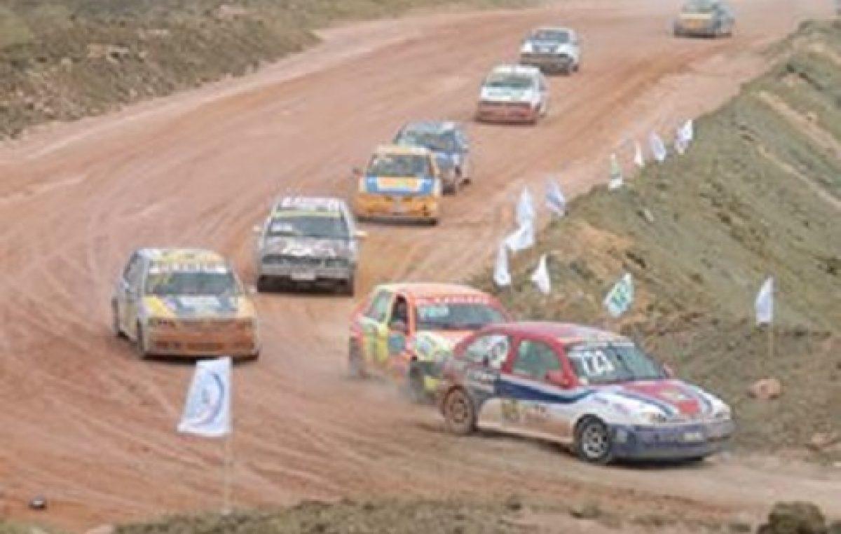 O domingo (20) foi de muitas manobras radicais com o Campeonato de Velocidade na Terra