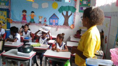 Profissionais da Educação têm até sexta-feira (24) para preencherem formulário que visa melhorar o Ensino Remoto