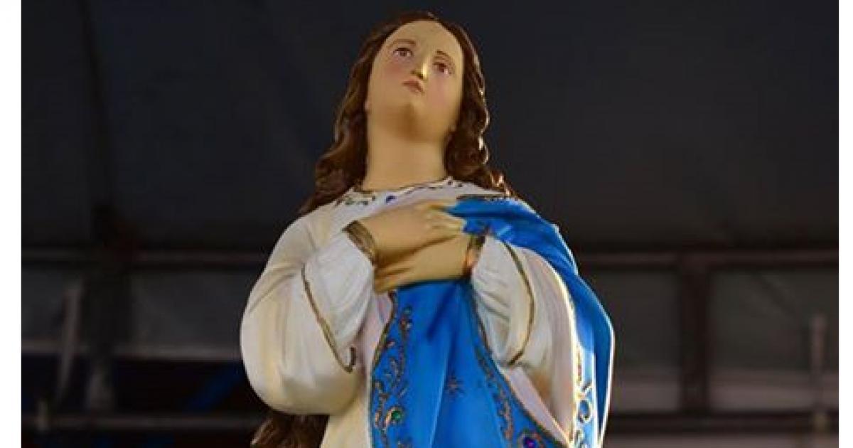 Fiéis da comunidade do Engenho de Baixo irão prestar homenagens a Nossa Senhora da Conceição com novenário, missa e procissão