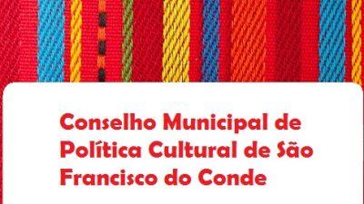Publicado no Diário Oficial o resultado dasinstituições inscritas para participar das eleições do Conselho Municipal de Política Cultural, biênio 2019/2021