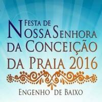 Festejos de Nossa Senhora da Conceição acontecem neste fim de semana no Engenho de Baixo