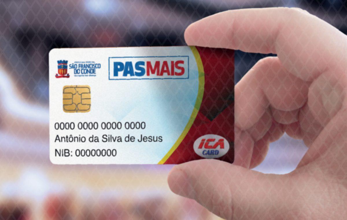 Pagamento do PAS já está disponível para retirada dos beneficiários