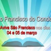 São Francisco do Conde terá I Aviva São Francisco nos dias 04 e 05 de março