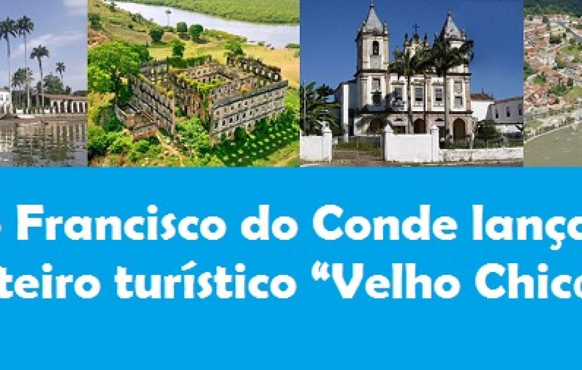"""São Francisco do Conde lançará em breve o roteiro turístico """"Velho Chico"""""""