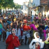 Carnaval nos distritos foi animado em São Francisco do Conde